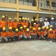 Kunjungan Industri United Tractor Training Center Area Banjarmasin