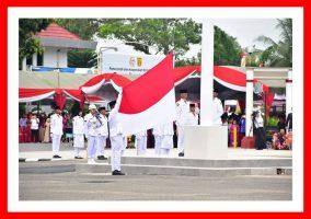 Kegiatan Upacara Bendera 17 Agustus