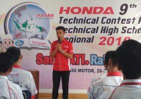 Lomba LKS Siswa Jurusan Teknik Sepeda Motor (TSM)