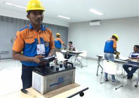 Pelaksanaan Uji Kompetensi Keahlian (UKK) Jurusan Teknik Alat Berat (TAB)
