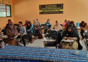 Kegiatan IHT (In House Training) Pemantapan KTSP 2013 (Pembuatan Perangkat Pembelajaran) Tahun Pelajaran 2019 / 2020