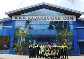 Kunjungan Industri Ke PT. Duta Banua Banjar (Radar Banjar).