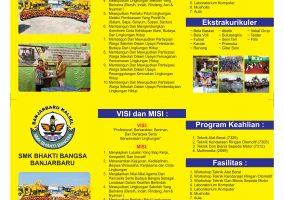 Browsur Penerimaan Siswa Baru & Pindahan SMK BHAKTI BANGSA BANJARBARU