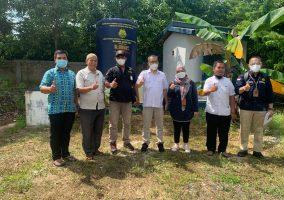 Pemantauan Sumur Bor  Badan Geologi Pusat_Jakarta