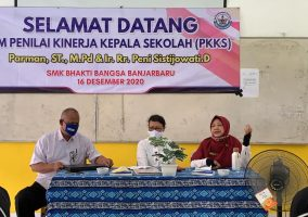 Pelaksanaan Kegiatan Penilaian Kinerja Kepala Sekolah (PKKS)