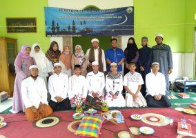 Kegiatan Isra Mi'raj & Khatam Al-Quran di Musholla SMK Bhakti Bangsa Banjarbaru