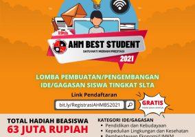 Program Kompetisi bergengsi AHM Best Student kembali hadir