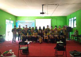Pelaksanaan Kegiatan           IN HOUSE TRAINING ( IHT ) Persiapan Pembelajaran Tatap Muka Tahun Pelajaran 2021 / 2022 SMK Bhakti Bangsa Banjarbaru
